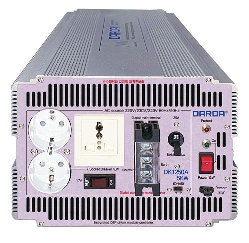 [2020 한국브랜드선호도1위] DARDA, 전기변환장치 소전력 DC-AC 파워 인버터 원천기술 특허 보유