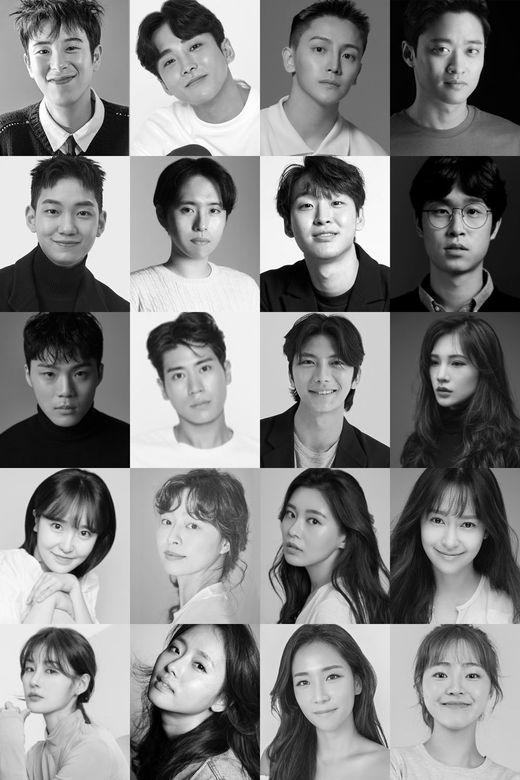 피오 공동설립 '극단 소년', 연극 '올모스트 메인' 캐스팅 공개