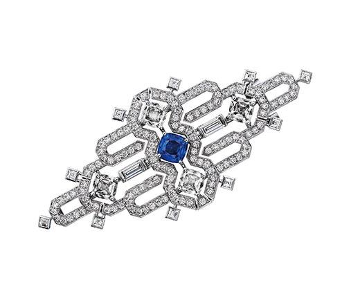 [High Jewelry] 추상에서 형상으로, [쉬르]나뛰렐