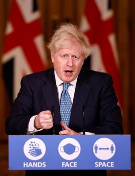 """보리스 존슨 총리 """"브렉시트 미래 협상 타결…EU의 친구이자 동맹으로 남을 것"""""""