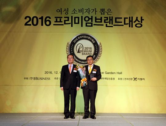 [2016 프리미엄브랜드대상] 연일섬유, 니팅 얀 제조 전문 브랜드