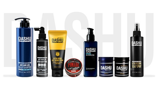 [한국소비자만족지수1위] 다슈(DASHU), 헤어스타일링 제품 전문 브랜드