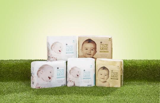 [한국소비자만족지수1위] 네이쳐러브메레, 친환경 유아용품 전문 브랜드