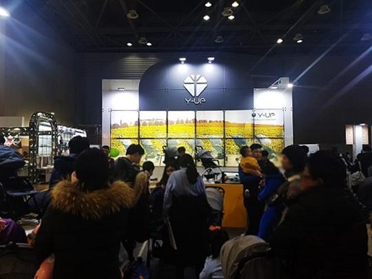[2018 한국브랜드선호도1위] 와이업, 믿을 수 있는 품질의 국내 유모차 브랜드