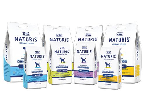 [2018 한국브랜드선호도1위] 네츄리스(SUNGBO NATURIS), 반려동물의 건강을 위한 동물병원 전용 사료