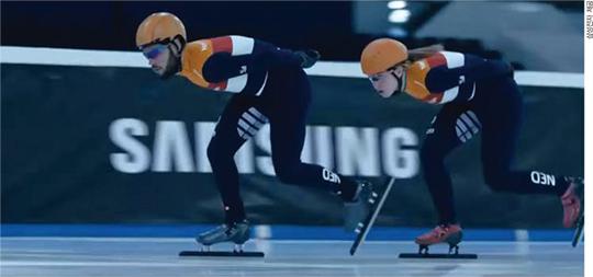 'ICT 올림픽' 만들어낸 웨어러블 정보기술
