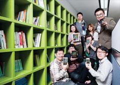 [한국의 스타트업] 광고·커머스 결합…소셜 퍼블리싱 '승부수'