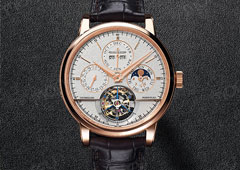 [WATCH THE WATCHES] the Rising Moon, JAEGER-LECOULTRE