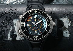 [Watch the Watches] 깊은 바닷속 탐험을 위해