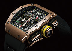 [WATCH THE WATCHES] INNOVATION & TECHNOLOGY, RICHARD MILLE