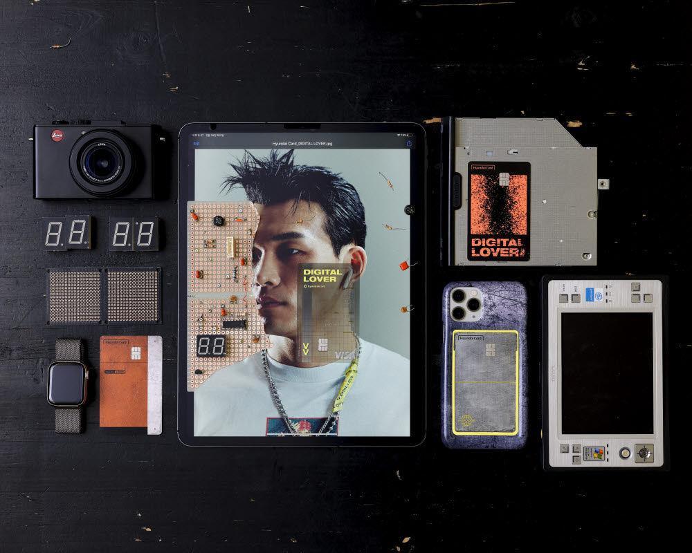 '디지털 스트리밍 서비스 1+1' 현대카드 'DIGITAL LOVER' 프로모션