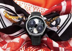 [Watch the Watches] 에르메스의 특별한 시간