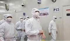 삼성 반도체 공장, '폐기물 제로' 사업장 인증 받아
