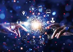 패밀리오피스 자산관리의 디지털 소통
