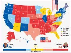 미국 대선 D-100일…'트럼프 역전이냐, 바이든 굳히기냐' [글로벌 현장]