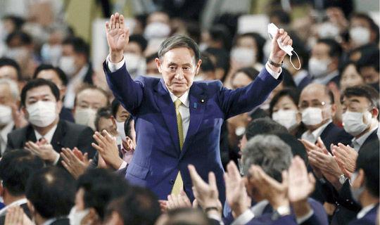 일본 관료도 설명에 진땀 흘리는 '내관방' [글로벌 현장]