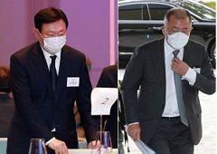 정의선 회장·신동빈 회장 롯데케미칼에서 회동…미래 차 협력 방안 논의